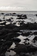 Küstendetail an der Nordküste Teneriffas