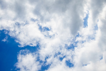 sky and cloud background