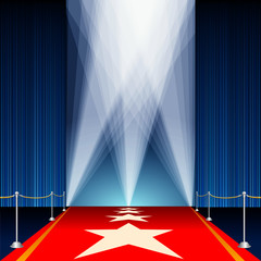 spots red carpet stars