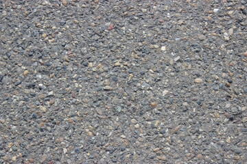 asphalt texture gray background with multi-colored gravel