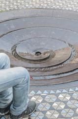 German fountain series 02