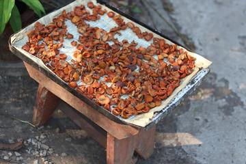 Сухофрукты, яблоки, груши