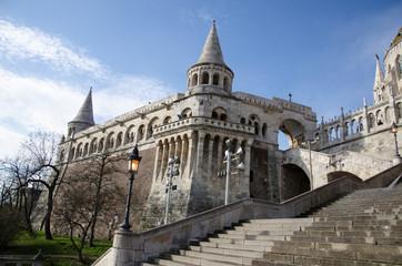 Fisherman fortress Budapest