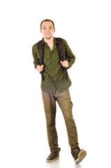 student boy