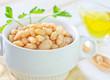 white beans in bowl
