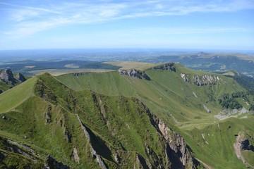 Vue du Puy Sancy