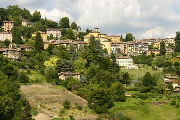 Borgo Canale view, Bergamo