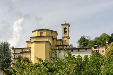 santa Grata church, Bargamo