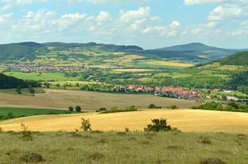 Die thüringische Rhön (Diedorf)