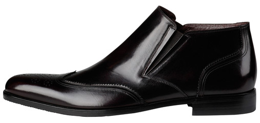 Black Mens Classic Shoes