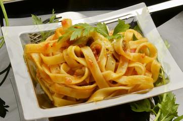 Tagliatelle al ragù Cucina italiana Італійська кухня 義大利菜