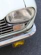 Limousine in Türkis aus dem Frankreich der Siebziger Jahre