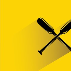 cross paddle