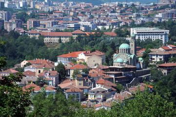 Veliko Tarnovo and Cathedral