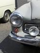 Graue Limousine aus der ehemaligen DDR bei den Golden Oldies