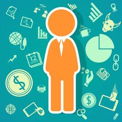 salary icons  theme
