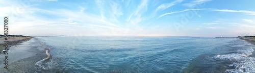 canvas print picture Strand von Lido an der Adria