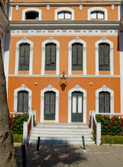 Cristobal Colon house in Huelva. (Casa Col—n) Andalucia, Spain