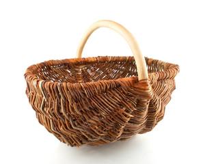 Single  Willow Basket
