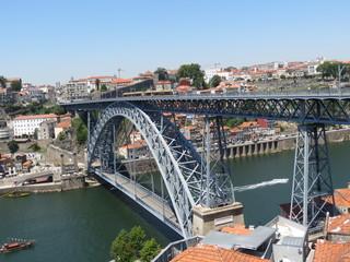 Portugal - Porto - Pont Dom-Luis