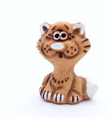 The Kitten Figurine