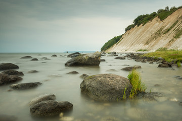 Coast of Arkona, Rügen, Baltic Sea, Mecklenburg-Western Pomeran