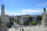 Marseille Saint-Charles, escalier monumental