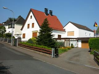 Eigenheime in Hanglage in Wettenberg Krofdorf-Gleiberg