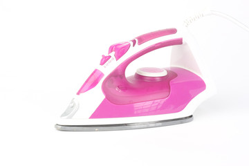 iron clothing appliance housework steam tool laundry household