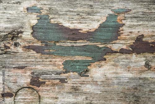 canvas print picture Verwitterte Farbe - Hintergrundstruktur