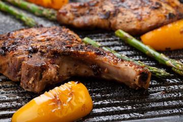 Grilling Pork Chops