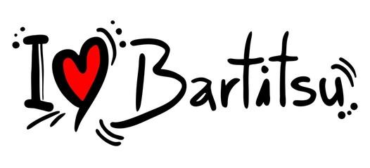 Bartitsu love