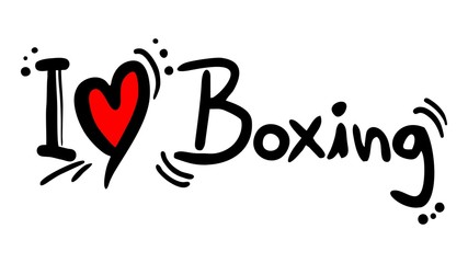 Boxing love