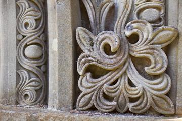 Sandstone Carving