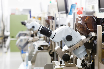 microscope for manufacturing