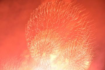 불꽃놀이와 야경
