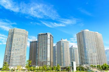 The Condominiums in Minato Mirai 21 Area, Yokohama, Japan