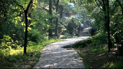 Wandern in China