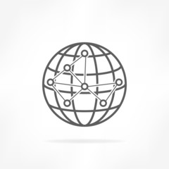 global connect icon
