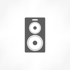 audio speakers icon