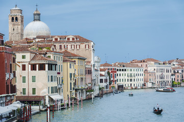 Grand Canal of Venice, Italy