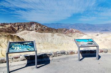 Death Valley, National Park, Zabriskie Point