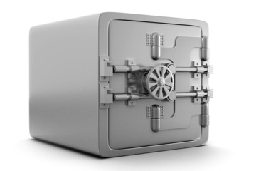 3d metal safe;