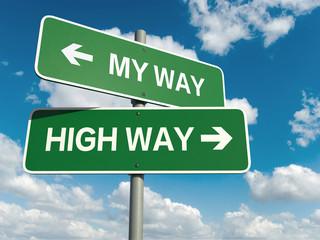 my way high way