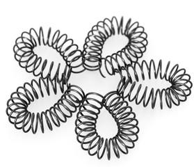 steel springs flower