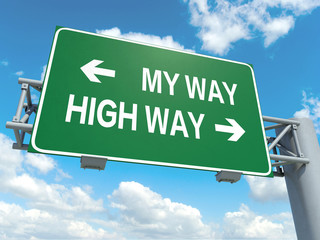 my way high way