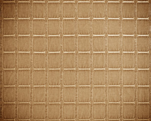 Fabric Cotton Brown