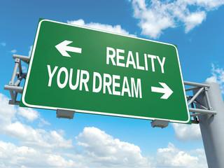 reality dream