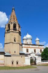 Знаменский монастырь в Новгороде Великом