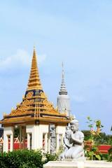 Cambodia, Royal Garden